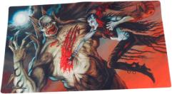 Playmat - Nosferatu vs. Zombie Lord