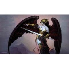 Playmat - Golden Helm (Desolation Angel)