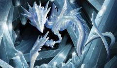 Playmat - Crystal Slivers