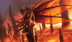 Playmat - Lair of the Succubus