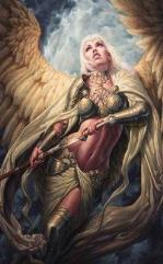 Card Sleeves - Guarding Angel (80)
