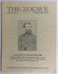 "Vol. 10, #1 ""Johnny Reb - Pickett's Mill, Naval Scenario - Fight at Mobile Bay"""