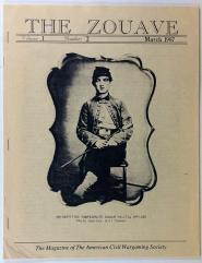 "Vol. 1, #2 ""ACW Uniform Colors, Swett's Battery at Jonesboro"""