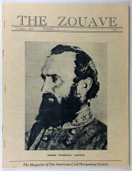 "Vol. 1, #5 ""Stonewall Jackson - The Man and His Achievements"""