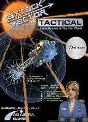 Attack Vector - Tactical (1st Printing, Deluxe 2nd Edition)