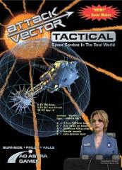 Attack Vector - Tactical (1st Printing, 2nd Edition)