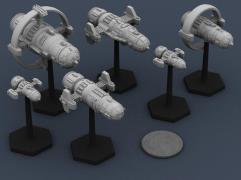 Voidstriker - Terran Defense Force Fleet Box #1