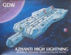 Azhanti High Lightning Pack