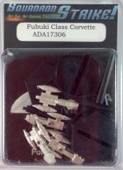 Fubuki Class Corvette