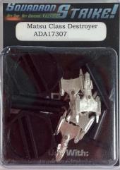 Matsu Class Destroyer