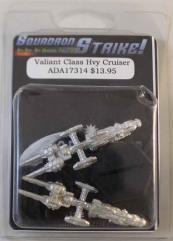 Valiant Class Heavy Cruiser