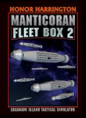 Manticoran Fleet Box #2