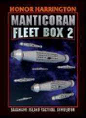Manticoran Fleet Box #2