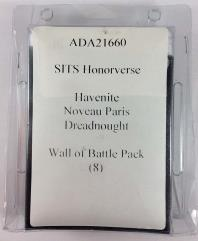 Havenite Noveau Paris Dreadnought - Wall of Battle Pack