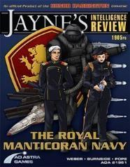 Jayne's Intelligence Review - The Royal Manticoran Navy