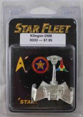 Klingon D6M Mauler