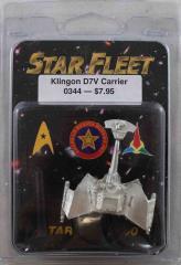 Klingon D7V Strike Carrier
