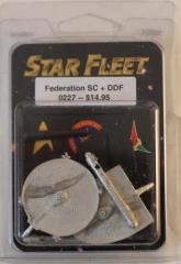 Federation Scout & Fast Destroyer