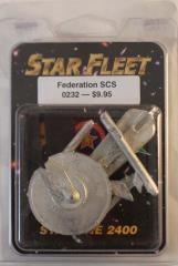 Federation Space Control Ship
