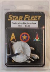 Federation Battlecruiser