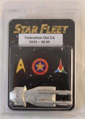 Federation Old Heavy Cruiser