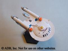 Federation Heavy War Destroyer