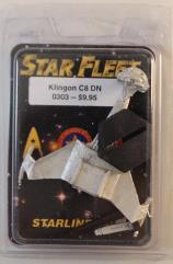 Klingon Dreadnought