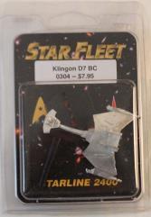 Klingon D7 Battlecruiser