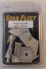 Klingon B10 Battleship
