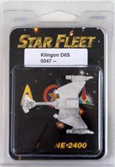 Klingon D6S Scout