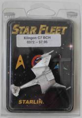 Klingon C-7 Battlecruiser