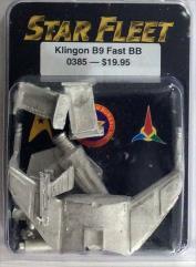 Klingon B9 Fast BB