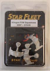 Klingon F5W Squadron