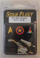 Romulan Sparrowhawk
