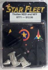 Tholian NDD and NFF