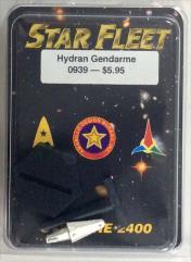 Hydran Gendarme Police Ship