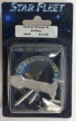 Hydran Mongol & Buffalo