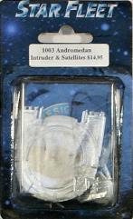 Andromedan Intruder & Satellites