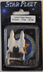 Lyran Tiger Heavy Cruiser