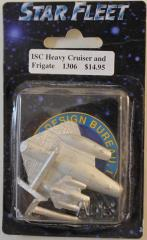 ISC Heavy Cruiser and Frigate