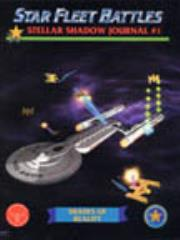"Stellar Shadow Journal #1 ""Shades of Reality"""
