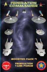 Booster Pack #1 - Federation Task Force
