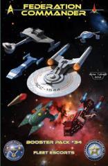 Booster Pack #34 - Fleet Escorts