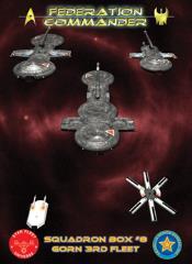 Squadron Box #8 - Gorn 3rd Fleet