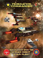 Squadron Box #25 - Lyran Night Star Fleet