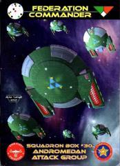 Squadron Box #30 - Andromedan Attack Group