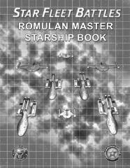 Romulan Master Starship Book