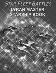 Lyran Master Starship Book