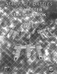 LDR Master Starship Book