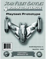 Borak Star League - Playtest Prototype